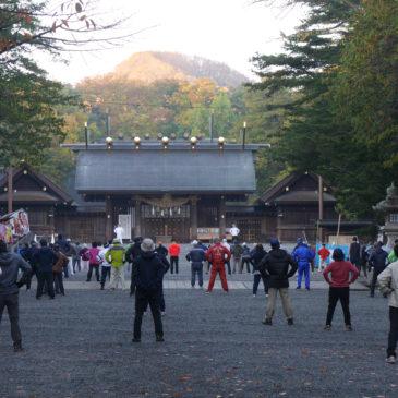 06:37 北海道神宮