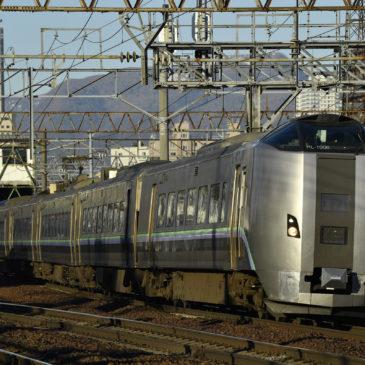 07:32 JR苗穂駅