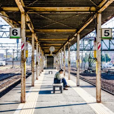 08:55 JR苗穂駅