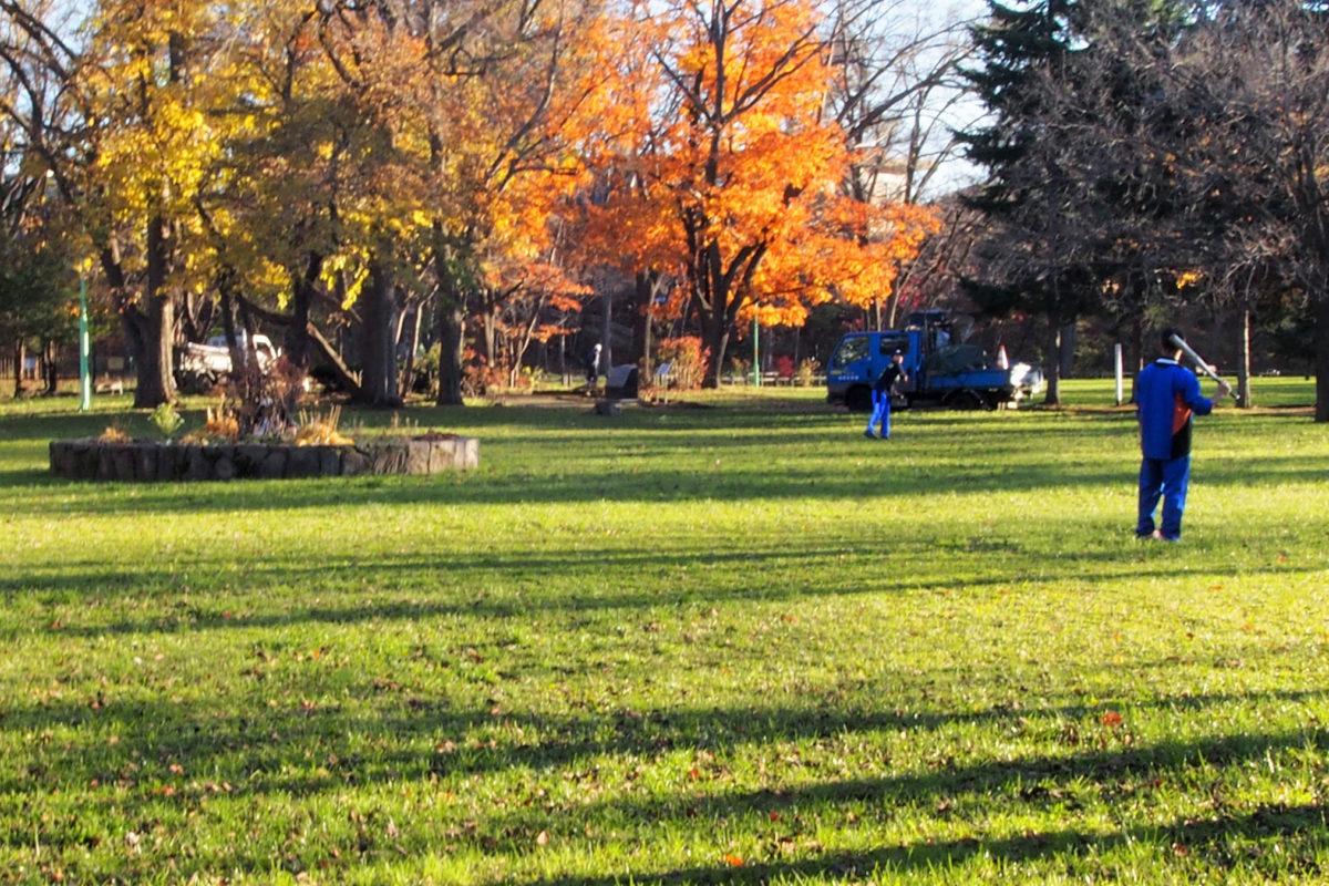15:14 エドウィン・ダン記念公園