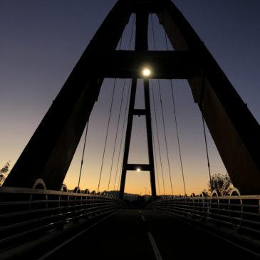 16:47 こころーど虹の橋