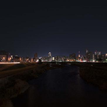 18:15 東橋