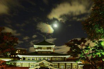 10月6日 札幌市中央区 ⻄本願寺札幌別院