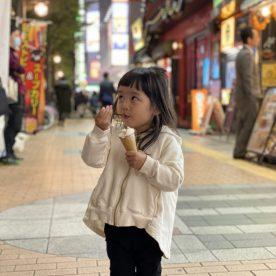 10月10日 札幌市中央区薄野