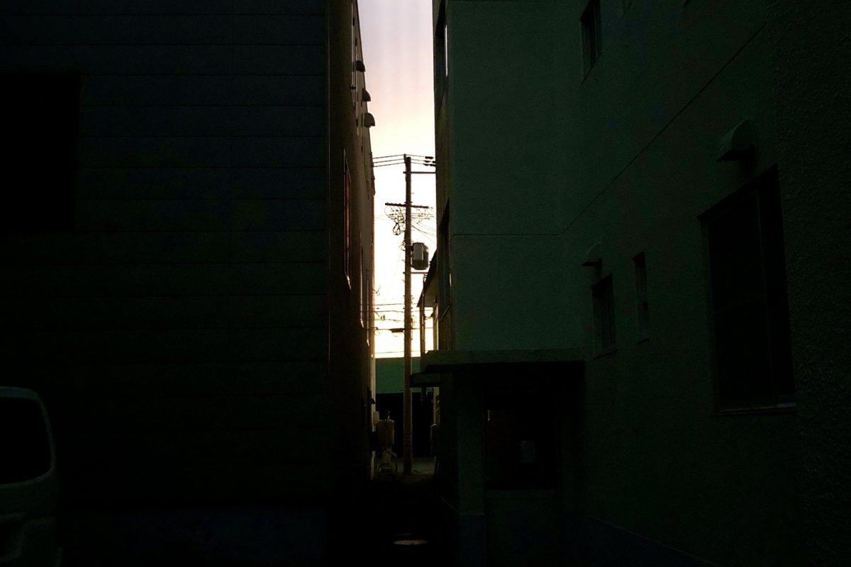 10月8日 室蘭市港北町